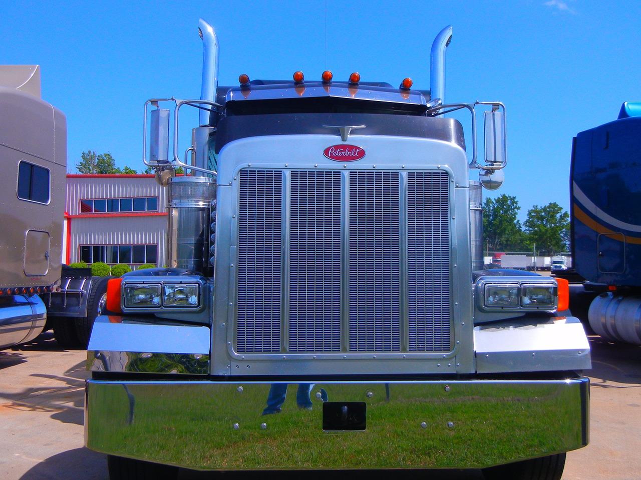 Heavy Haul Trucking Trucks